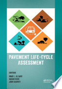 Pavement Life-Cycle Assessment