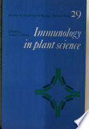 Immunology in Plant Science