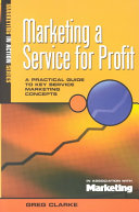 Marketing a Service for Profit
