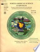 Hacia Un Planteamiento Unificado Para Inventariar Y Monitorear Los Recursos De Los Ecosistemas Forestales