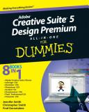 Adobe Creative Suite 5 Design Premium All In One For Dummies