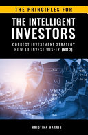 The Principles for The Intelligent Investors