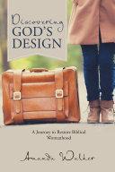 Pdf Discovering God's Design
