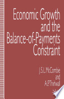 Economic Growth And The Balance Of Payments Constraint