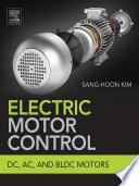 Electric Motor Control Book