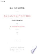 Klaasje Zevenster