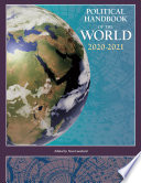 Political Handbook of the World 2020 2021 Book