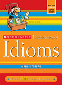 link to Scholastic dictionary of idioms in the TCC library catalog
