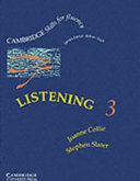 Listening 3 Upper intermediate Student s Book