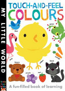 Touch And Feel Colours Book PDF