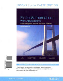 Finite Mathematics with Applications in the Management, Natural, and Social Sciences, Books a la Carte Edition