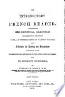 An Introductory French Reader Book PDF