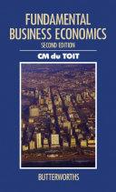 Fundamental Business Economics