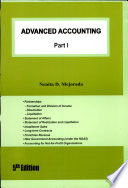 Advanced Accounting I Book