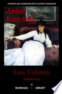 Anna Karenina: English-Russian Parallel Text Edition Volume Two