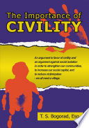 The Importance of Civility