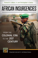 African Insurgencies: From the Colonial Era to the 21st Century Pdf/ePub eBook