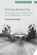 Driving Modernity