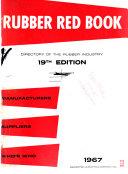 Rubber Red Book Book