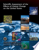 Scientific Assessment of the Effects of Global Change on the United States Book
