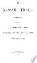 The Nassau Herald