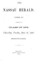 Pdf The Nassau Herald