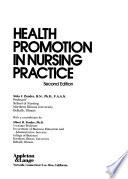 Health Promotion in Nursing Practice