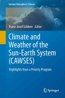 Pdf Climate and Weather of the Sun-Earth System (CAWSES)