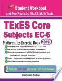 TExES Core Subjects EC 6 Mathematics Exercise Book