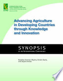 Advancing agriculture in developing countries through knowledge and innovation: Synopsis of an International Conference