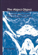 The Abject Object