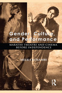 Gender  Culture  and Performance