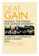 Deaf Gain Pdf/ePub eBook