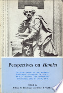 Perspectives on Hamlet Book PDF