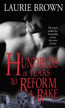 Hundreds of Years to Reform a Rake Pdf/ePub eBook