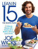 Lean in 15   The Shape Plan Book