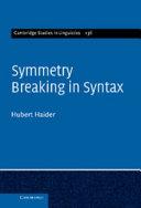 Symmetry Breaking in Syntax ebook