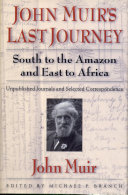 Pdf John Muir's Last Journey Telecharger