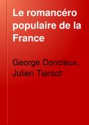 Le romancéro populaire de la France