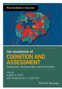 Pdf The Wiley Handbook of Cognition and Assessment Telecharger