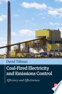 Coal Fired Electricity and Emissions Control