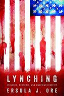 Lynching Pdf/ePub eBook
