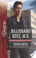 Billionaire Boss M D