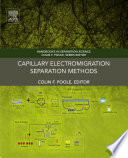 Capillary Electromigration Separation Methods Book PDF
