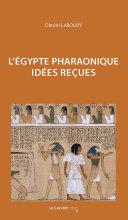 L'Égypte pharaonique Pdf/ePub eBook