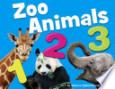 Zoo Animals 1, 2, 3