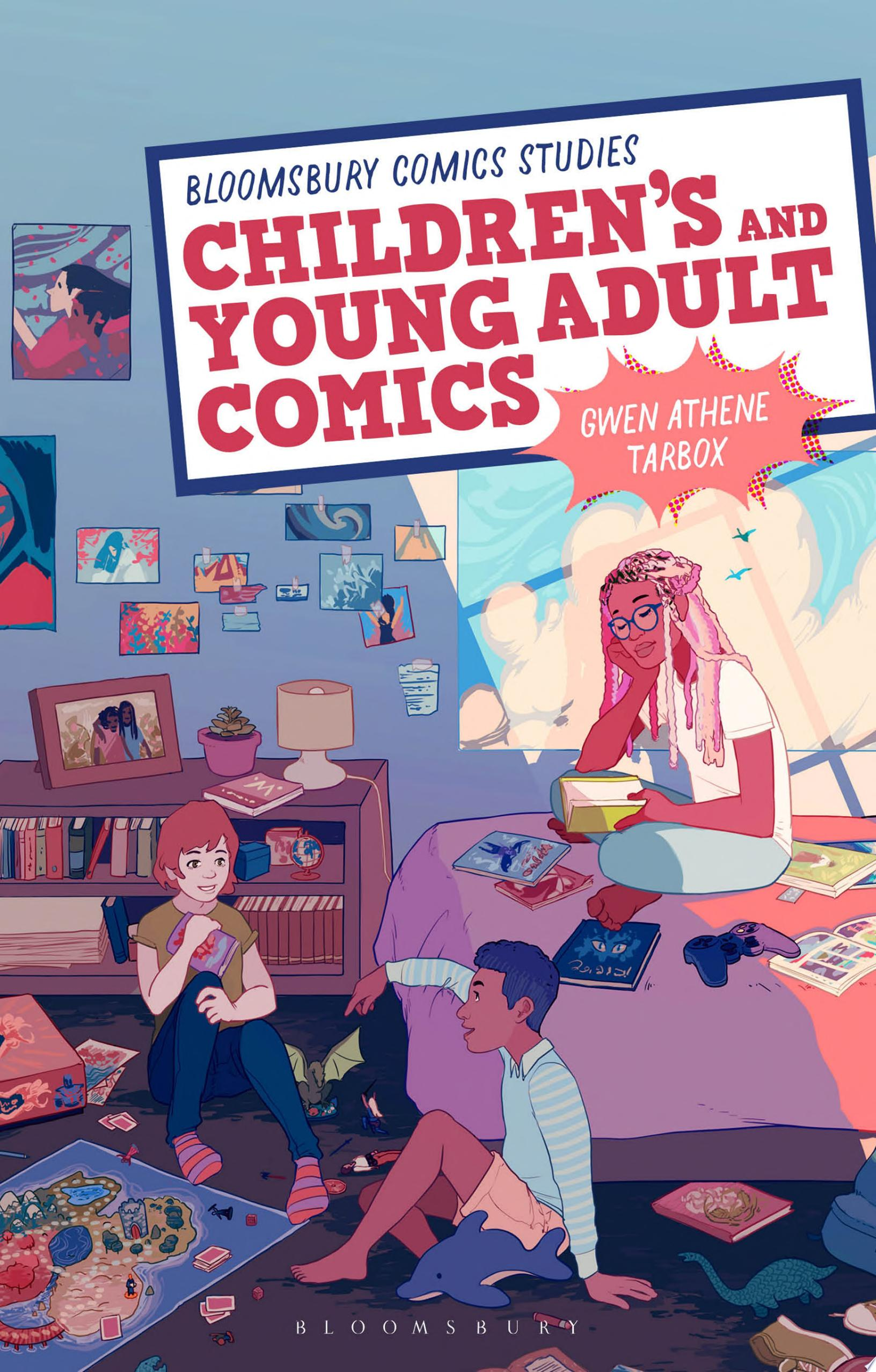 Children s and Young Adult Comics
