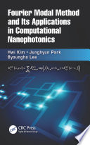 Fourier Modal Method And Its Applications In Computational Nanophotonics Book PDF