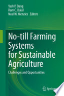 No till Farming Systems for Sustainable Agriculture