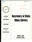 Secretary of State Video Library